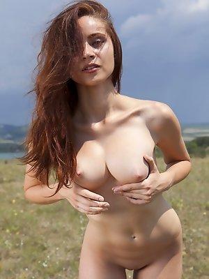 Ultra hard breasts